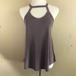 American Eagle Soft & Sexy Sueded Cotton Tank Top